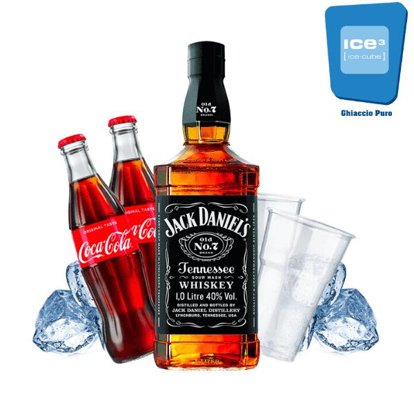 Jack e Cola Kit - per 10 persone