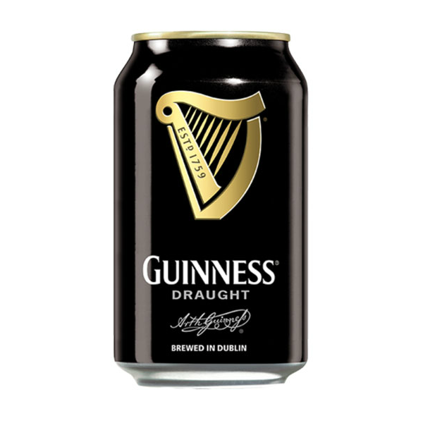 Guinness Draught Stout (33 cl)