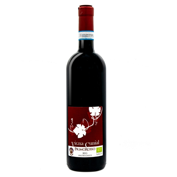 Barbera dell'Emilia IGT Primorosso Barrique BIO 2012