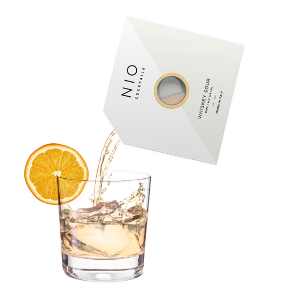 Whiskey Sour (10 cl)