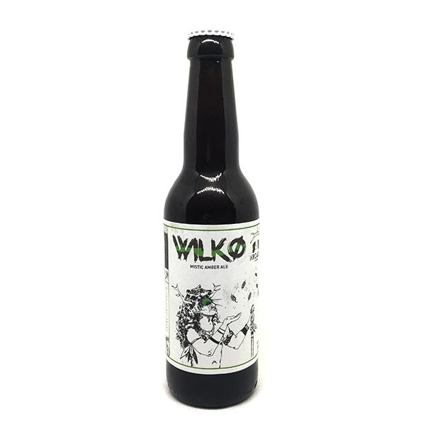 Wilko Amber Ale (33 cl)