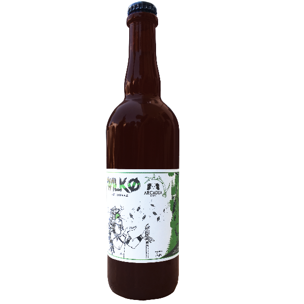 Wilko Amber Ale (75 cl)
