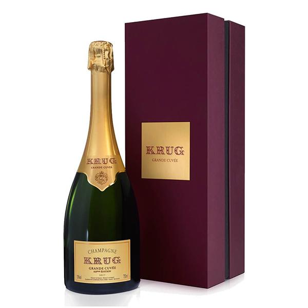 Champagne AOC Grand Cuvée 166eme Édition Brut (Coffret)