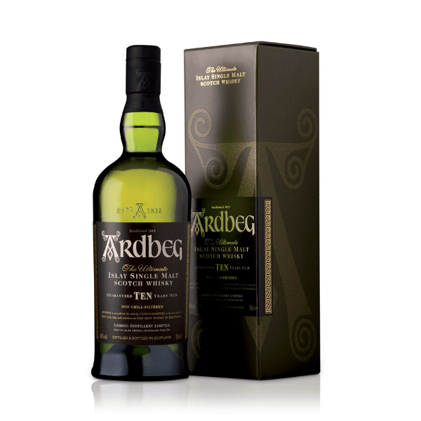Ardbeg Islay Single Malt 10 Years Old (70 cl)