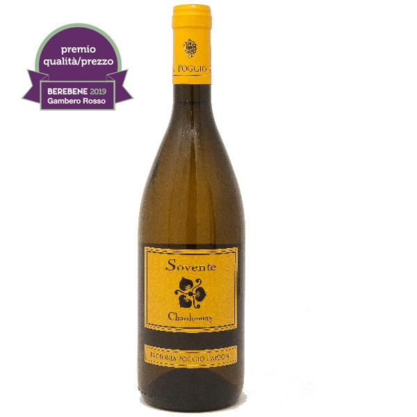 Toscana IGT Chardonnay Sovente 2016