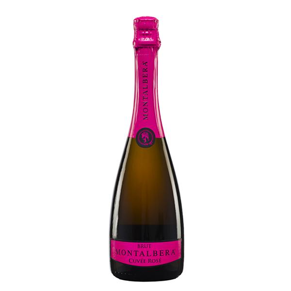 Cuvée Rosé Metodo Martinotti Brut
