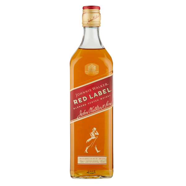 """Johnnie Walker """"Red Label"""" Old Scotch Whisky (70 cl)"""