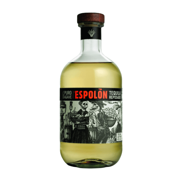 Tequila Espolòn Reposado (70 cl)