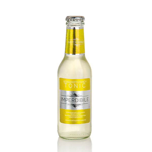 Imperdibile Bergamotto Fancy Tonic (20 cl)
