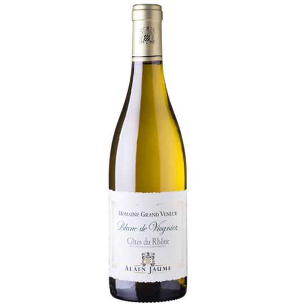 Côtes du Rhône AOC Blanc de Viognier Domaine Grand Veneur 2017