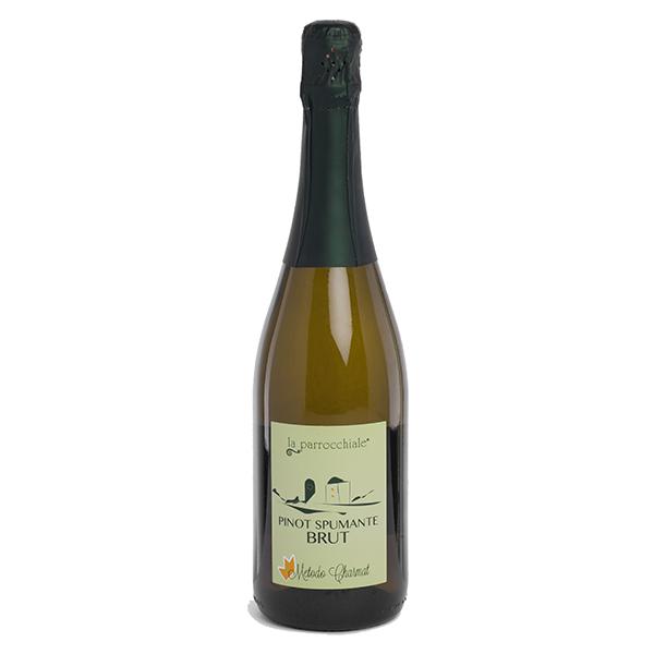 Provincia di Pavia IGT Pinot Nero Spumante Brut