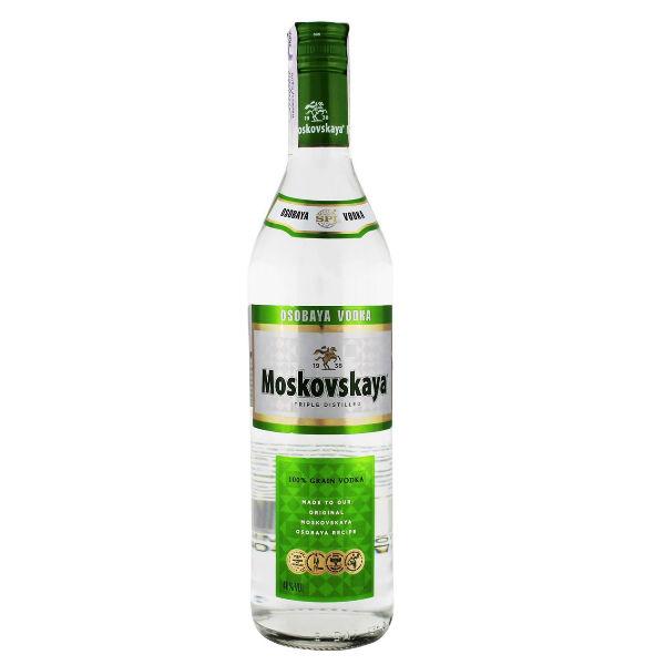 Vodka MOSKOVSKAYA (1 l)
