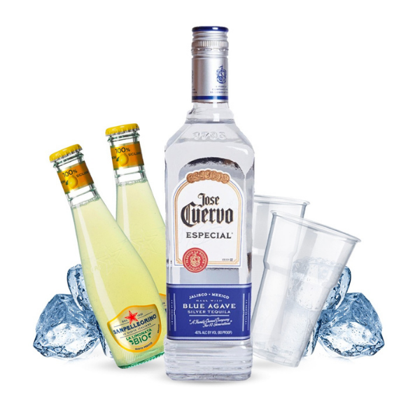 Limonata Tequila Cocktail Kit - per 10 persone