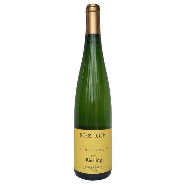 Finger Lakes Dry Riesling 2015