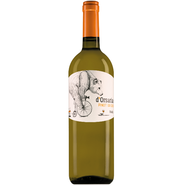 Colli Orientali del Friuli DOC Pinot Grigio 2017