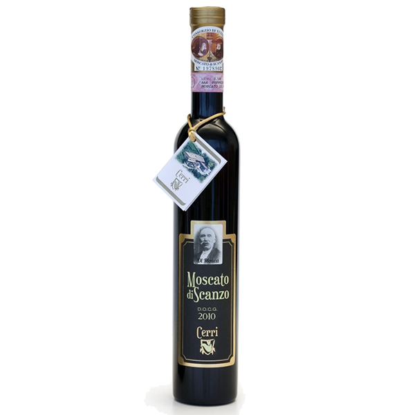 Moscato di Scanzo DOCG 2015 (500 ml)