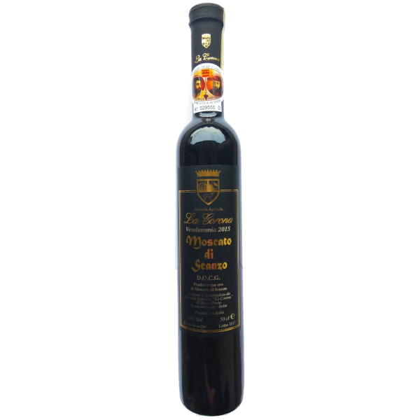 Moscato di Scanzo DOCG 2015 (500ml)