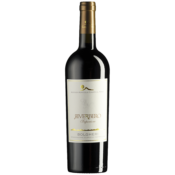 Bolgheri Superiore DOC Riverbero 2012