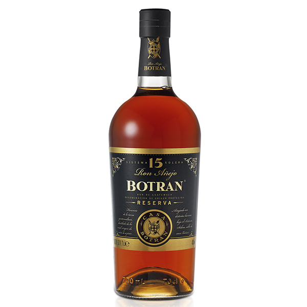 Rum Botran Solera 15 anni (70 cl)
