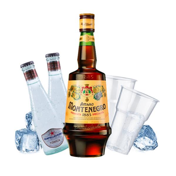 Montenegro - Il 130 Cocktail Kit - per 10 persone