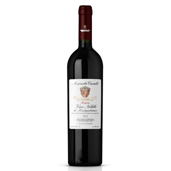 Vino Nobile di Montepulciano Riserva DOCG 2012