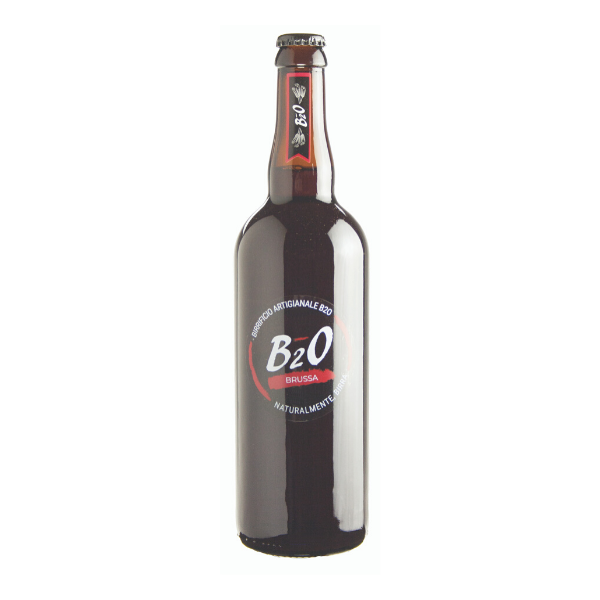 Irish Red Ale BRUSSA (75 cl)