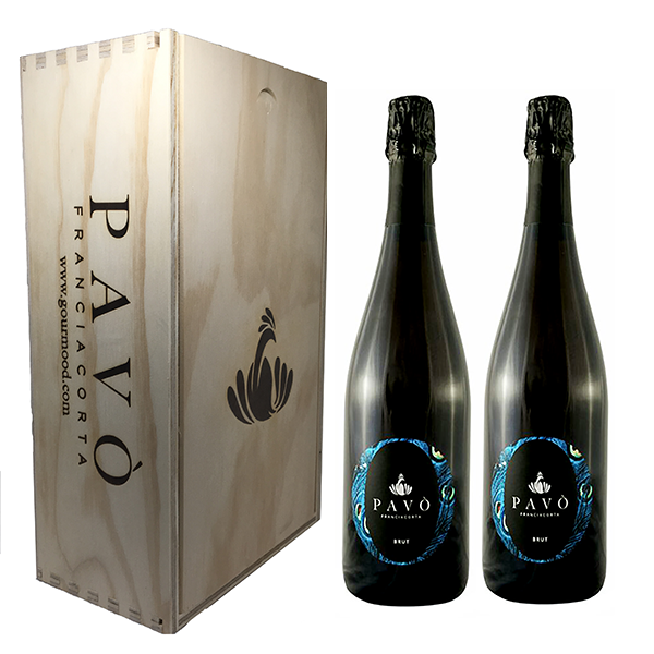 Winebox - 2 Franciacorta DOCG Brut