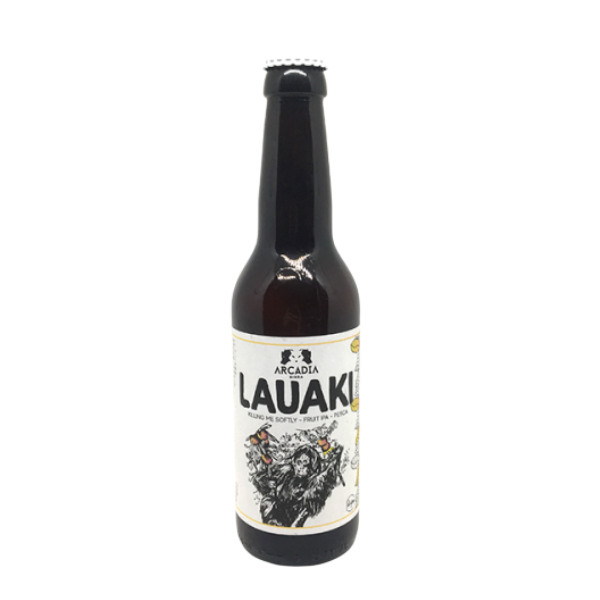 Lauaki Fruit IPA (33 cl)