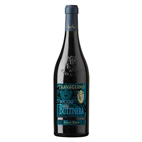 Pinot Nero dell'Oltrepò Pavese DOC Riserva Poggio della Buttinera 2015