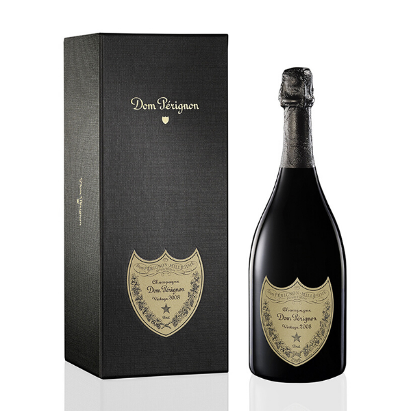 Champagne AOC Dom Pérignon Vintage 2008 (Coffret)