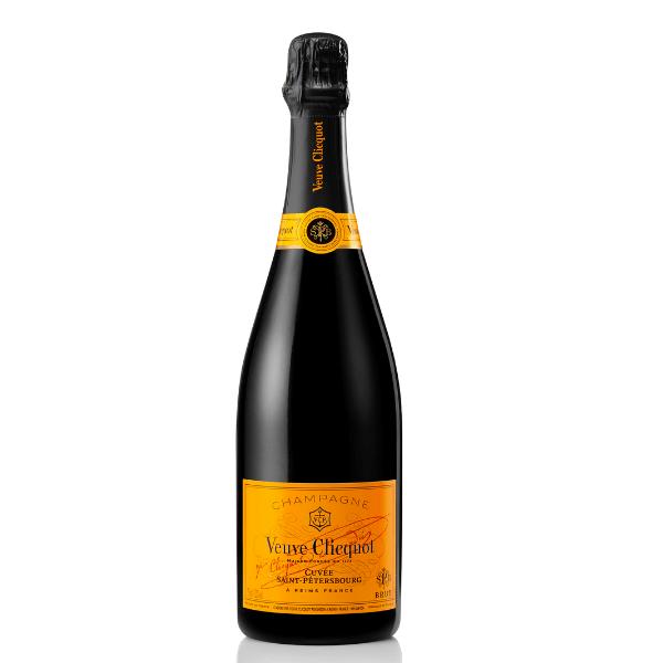 Champagne AOC Cuvée Saint-Pétersbourg Brut