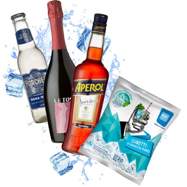 Aperol Spritz Cocktail Kit x 10