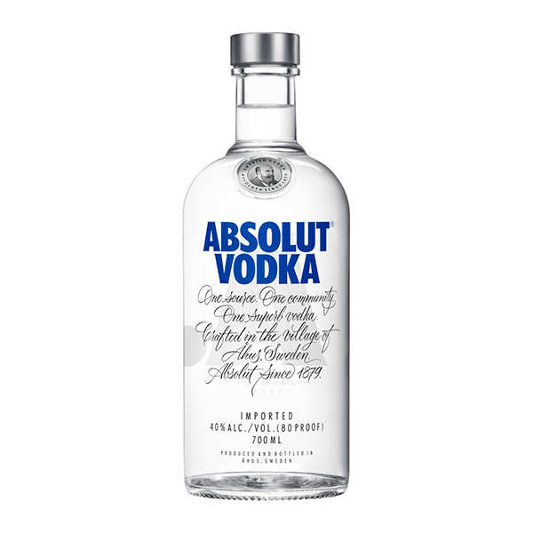 Absolut Vodka (70 cl)