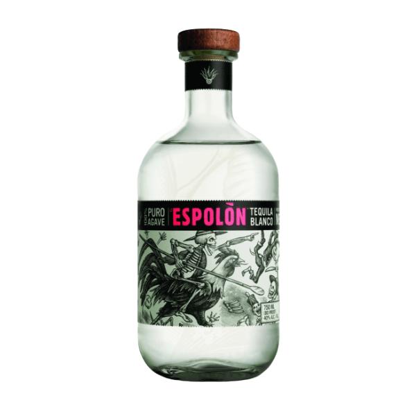 Tequila Espolòn Blanco (70 cl)