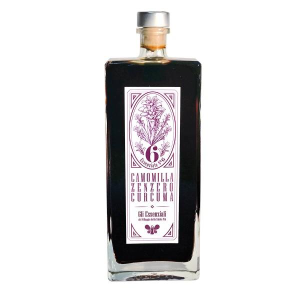 Liquore Camomilla Zenzero Curcuma