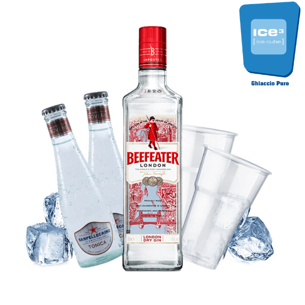 Beefeater - Gin Tonic Kit - per 10 persone