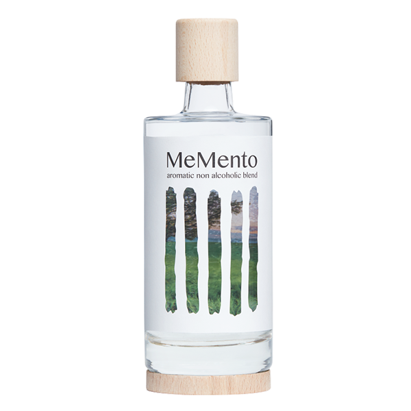 Distillato Analcolico MeMento (70 cl)