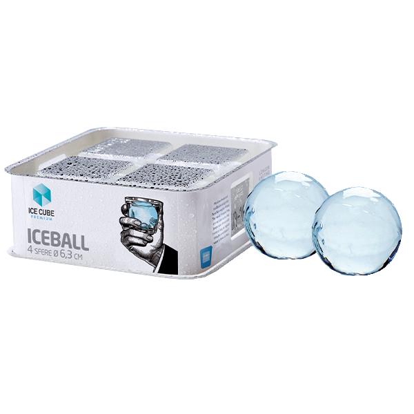 Ice Ball XL (Confezione da 4 sfere Ø 6,3 cm )