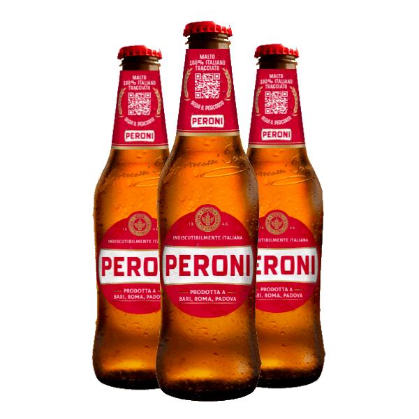 Peroni (33 cl) 3 pezzi