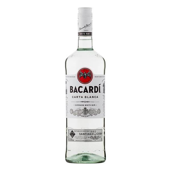 Superior White Rum Carta Blanca (100 cl)