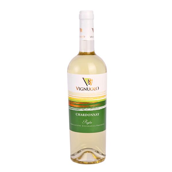 Puglia IGP Chardonnay Vignuolo Maniero di Federico 2018