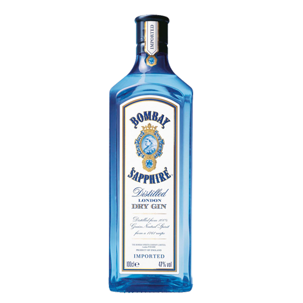 Gin Bombay Sapphire (1 l)