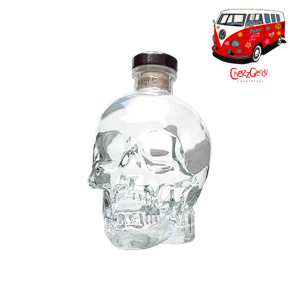 Crystal Head Vodka (70 cl)