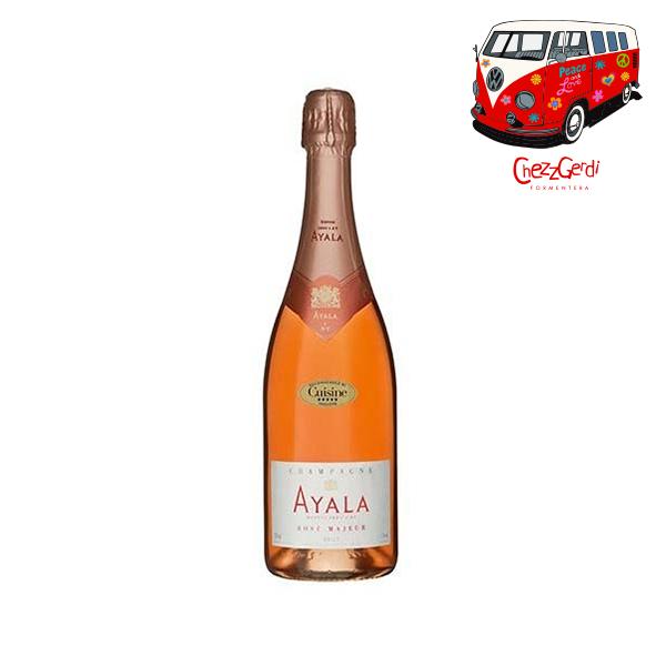 Champagne AOC Rosé Majeur Brut
