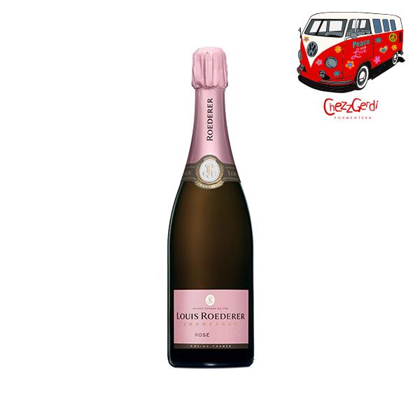 Champagne AOC Rosé Brut 2014