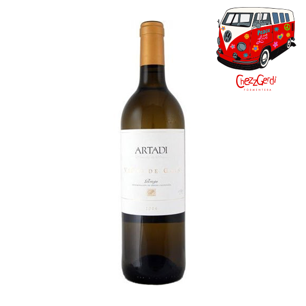 Rioja DOCa Viñas de Gain Blanc 2014
