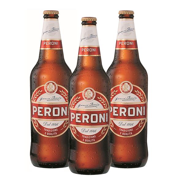 Peroni (66 cl) 3 pezzi