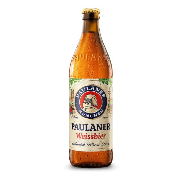 Paulaner Hefe-Weißbier (50 cl)