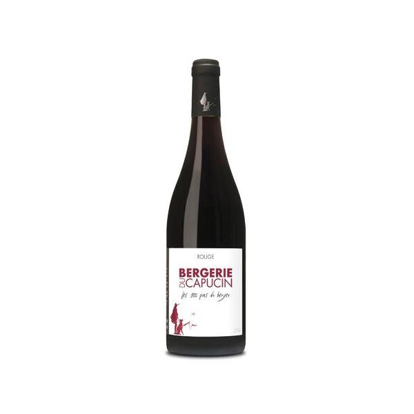 Languedoc Rouge AOP Les 100 Pas Du Berger 2018
