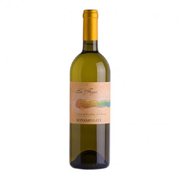 Chardonnay Contessa Entellina DOC La Fuga 2019